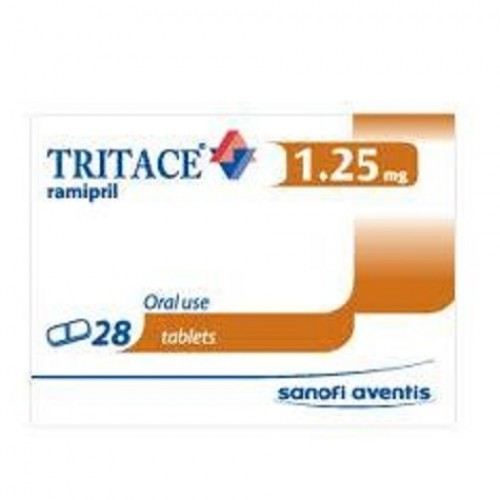 TRITACE 1.25 MG