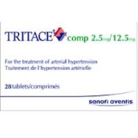 TRITACE COMP 2.5 MG/12.5 MG