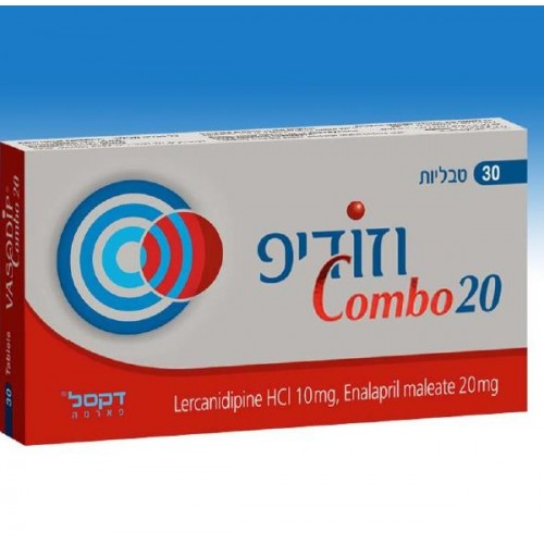 VASODIP COMBO 20