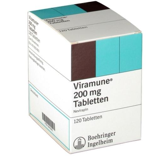 Viramune Medication