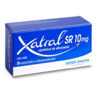 XATRAL XL 10 MG