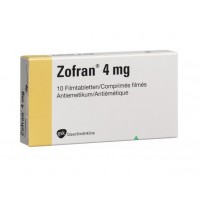 ZOFRAN TABLETS 4 MG