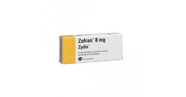 zofran with klonopin