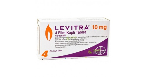 Preisvergleich levitra 10 mg 12 stk